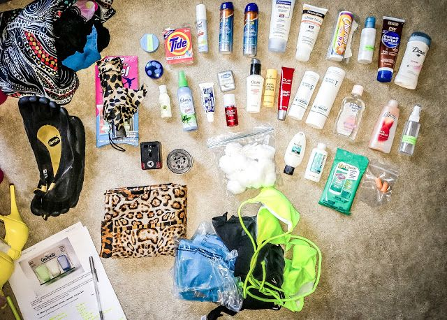 Paige Seven: How to Pack for a 10-Day European Vacation: Summer Edition