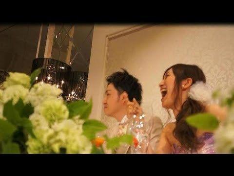 【半年かけて企画した大感動フラッシュモブ】 2015.5.5 伊勢山ヒルズ  ランニングマン 結婚式