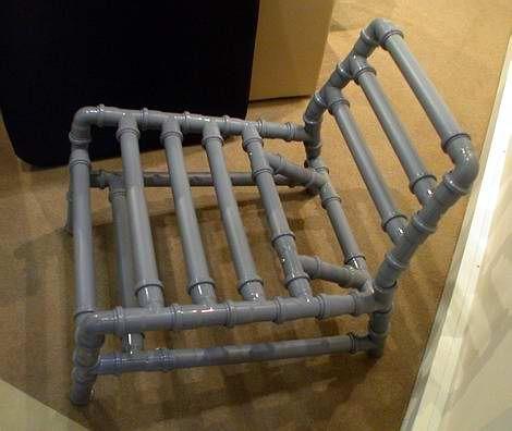 мебель из пвх труб своими руками - Поиск в Google