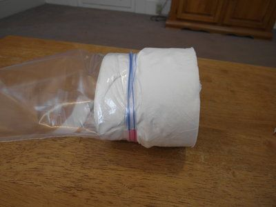 Stuff toilet paper into ziploc and other tips for long distance hikes.