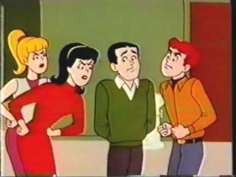▶ Archie Cartoon: The Disappearing Act - YouTube