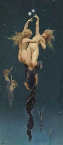 Twin Stars by Luis Ricardo Falero