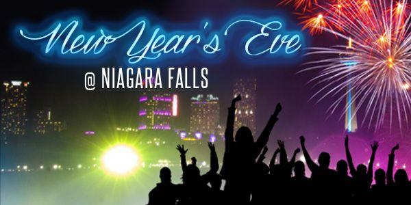 Niagara falls new years 2019
