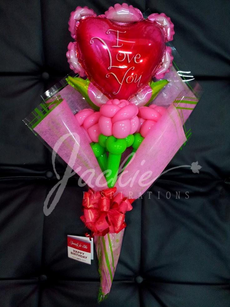 17 Ideas About Balloon Bouquet On Pinterest Balloon
