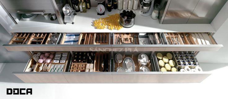 Mejores 115 imágenes de cocinas en Pinterest | Valencia, Cocinas y ...