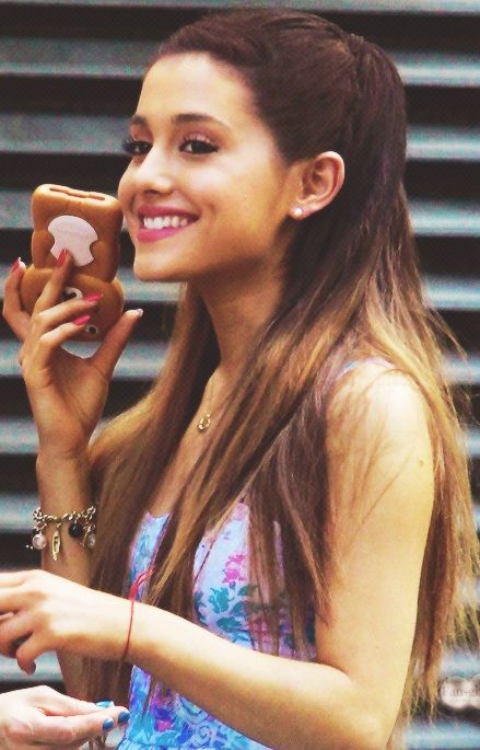 Ariana Grande Is Perfect.                                                                                                                                                      More