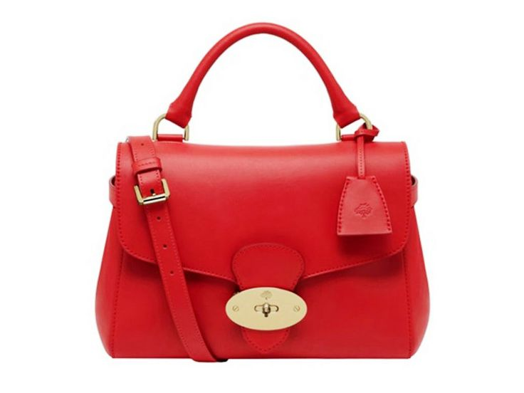 Mulberry Red Holiday 2013 Bag