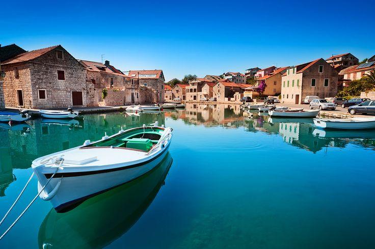 Location: Hvar, Croatia. Ahi estuvee