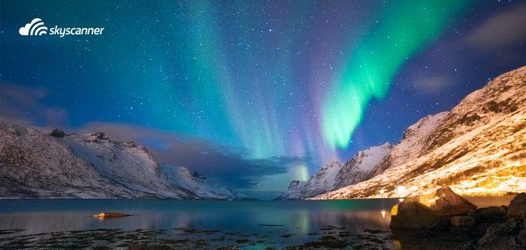 A melhor cidade para assistir a Aurora Boreal na Noruega é Tromso.