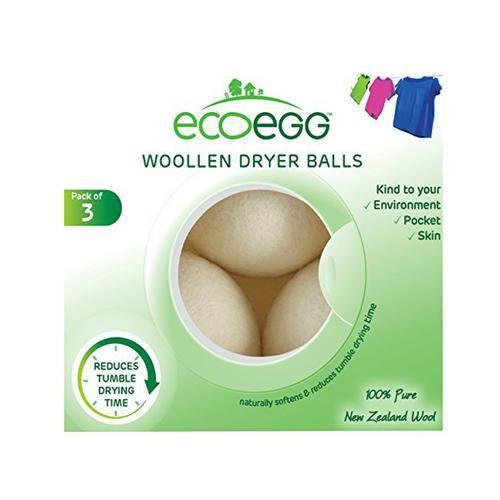 Vlněné míčky do sušičky EcoEgg