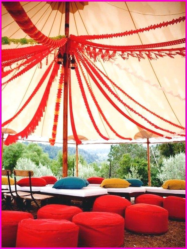 Red Beach Wedding Ideas