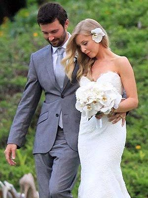 Finally, Another Kardashian Wedding: Brandon Jenner Marries Leah Felder In Hawaii