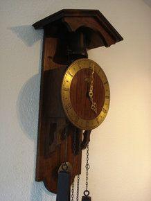 Rare Dutch clock