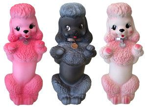 Squeaky Poodle Dolls