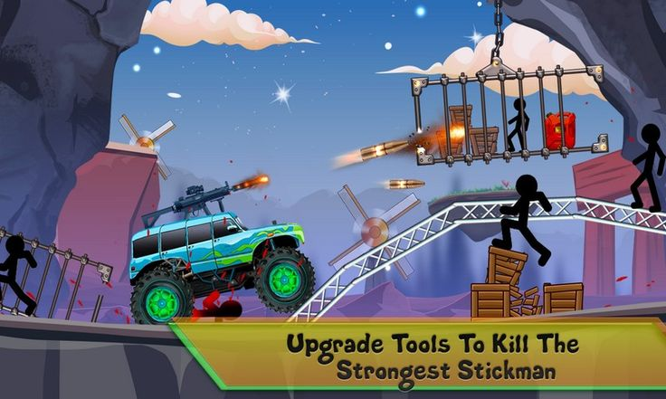 Choose The Best Suitable #Stickman Killing Tool For High Scores...!! #stickmandestruction, #stickmandismount, #riskyroad, #stickmanannihilation, #destruction, #dismount