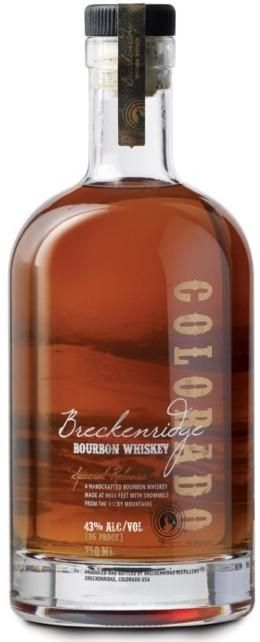 Colorado Bourbon - you should see the BACK of the bottle ~ was a Christmas gift from my son AND daughter