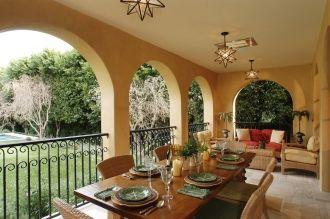 Outdoor Living - Interior Design Photo Gallery - Timothy Corrigan