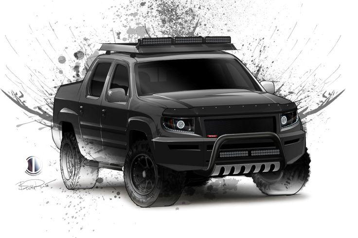 honda ridgelines  collection  cars  motorcycles ideas   rims  tires trucks