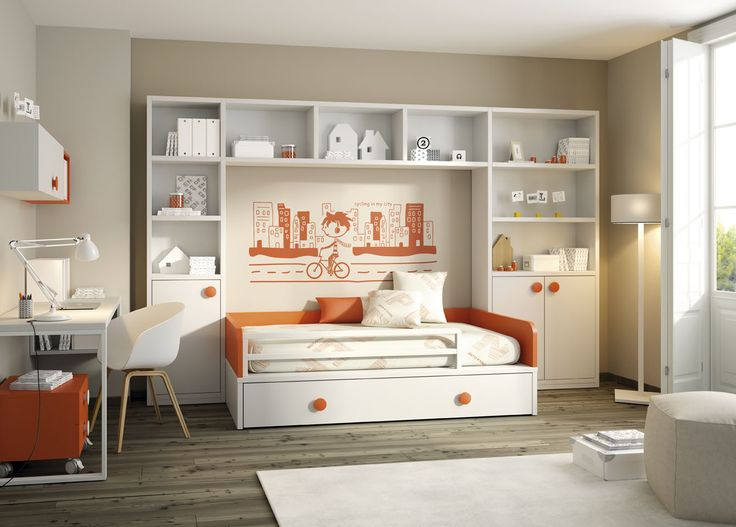 Mejores 45 im genes de camas abatibles en pinterest - Leal decoracion ...