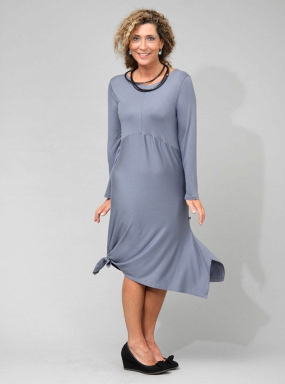 Dress with tips