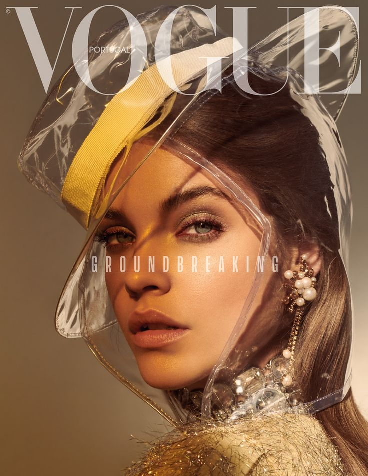 Vogue Portugal March 2018 Barbara Palvin by Andreas Ortner
