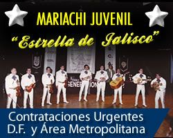 "MARIACHI JUVENIL "" ESTRELLA DE JALISCO "" www.mariachiestrelladejalisco.mpw.mx"