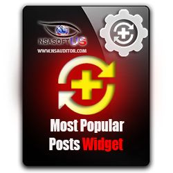 "Most Popular Posts Widget for Wordpress  http://www.nsauditor.com/wordpress/most-popular-posts-widget/  Most Popular Posts Widget shows your site the most popular posts. The widget should be enabled in every post page which popularity you want to check. After enabling the plugin, under Wordpress admin settings will be available ""MostPopularPosts"" page with all time most popular 100 post list."