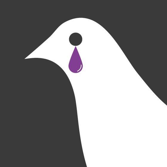 When Doves Cry / Purple Rain - RIP Prince on Behance