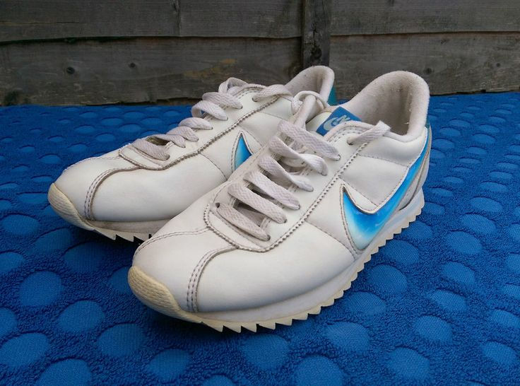Girls Womens Nike Trainers White Size 4.5 UK 38 EU Sports Running Gym Jogging in Clothes, Shoes & Accessories, Women's Shoes, Trainers   eBay