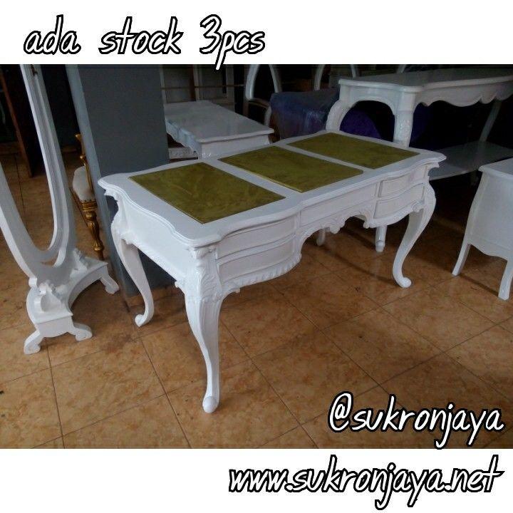 meja kantor ada stock www.sukronjaya.net