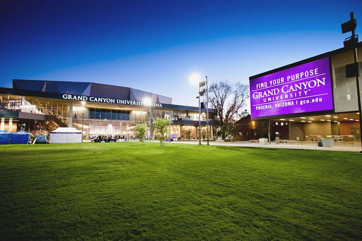 Grand Canyon University, Phx AZ