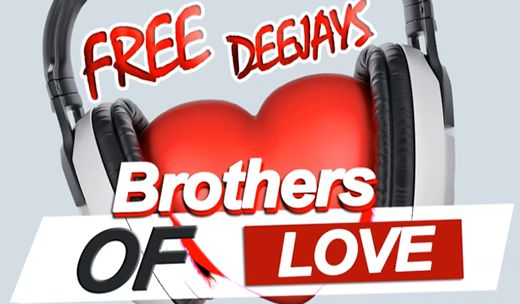 Free Deejays - Brothers Of Love  http://www.emonden.co/free-deejays-brothers-love