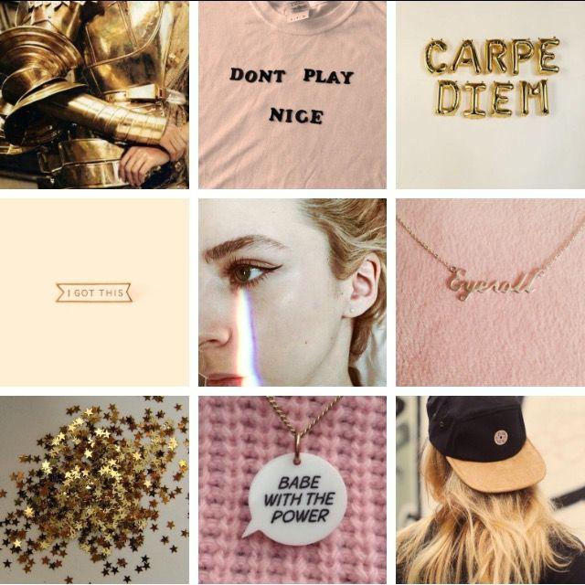 Cassie Sandsmark Moodboard