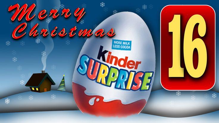 Kinder surprise eggs Nr 16 - Christmas surprise http://1url.cz/itBV3 #Xmas #Christmas #KinderSurprise #CoolestToys #cooltoy #yuletide #yule #eggssurprise #eggs #eggsurprise #huevos #huevoskinder #huevossorpresa #kinder #Kindereggs #sorpresa #surprise #surpriseeggs #SurpriseToys #toys #toysforkids #toyssurprise #Unboxing #santaclaus #oyuncak #spielzeug #jouet #oyuncak #kindersorpresa #papanoel #Navidad #Santa #FelizNavidad #Navidades #MerryChristmas #HappyHolidays #MerryXmas #NewYear