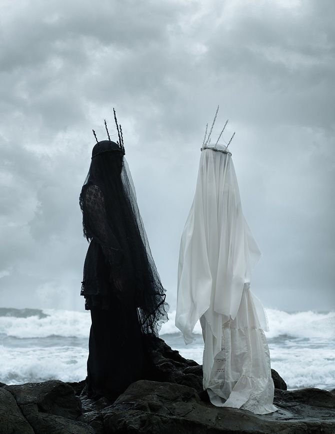 Daniel Vazquez (American Ghoul) #bleaq #dark #photography