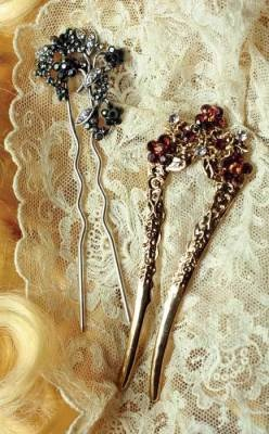 Victorian trading Co. - www.victoriantradingco.com - Lillith Hair Forks