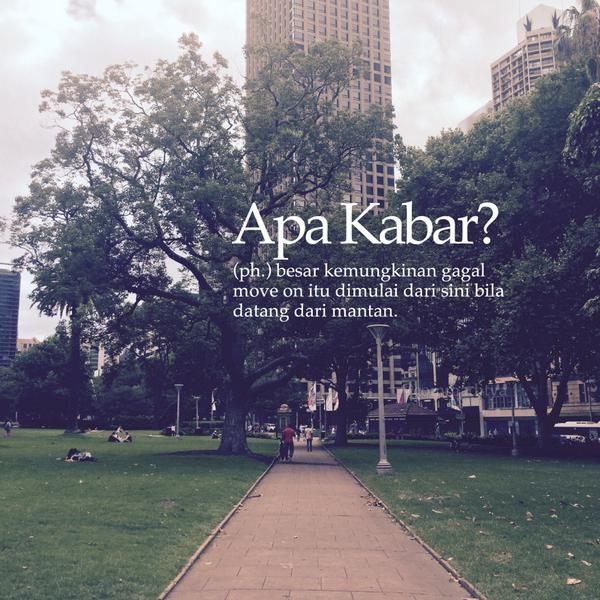 comma wiki #apakabar?