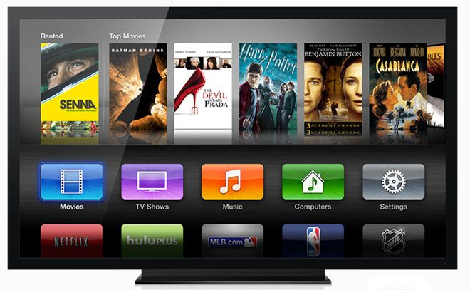 Rumor: Apple building 4K Ultra HD television set for launch in 2013 or early 2014