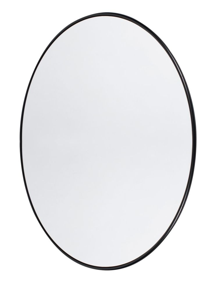 Wall mirror round Copenhagen