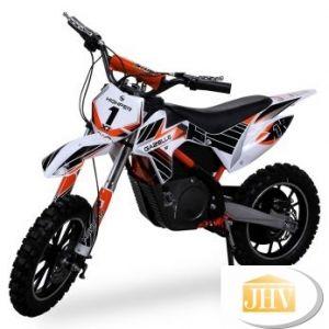 Quad, Buggy, Bikes, Trikes,Kinderquadbahn,  Eventartikel und mehr - Kinder Mini Elektro Crossbike Gazelle 500 Watt verstärkte Gabel