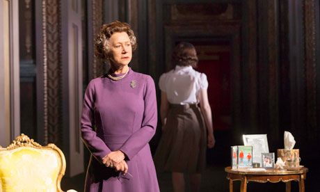 The Guardian // The Audience // Helen Mirren gives another faultless performance that transcends mere impersonation. By Michael Billington