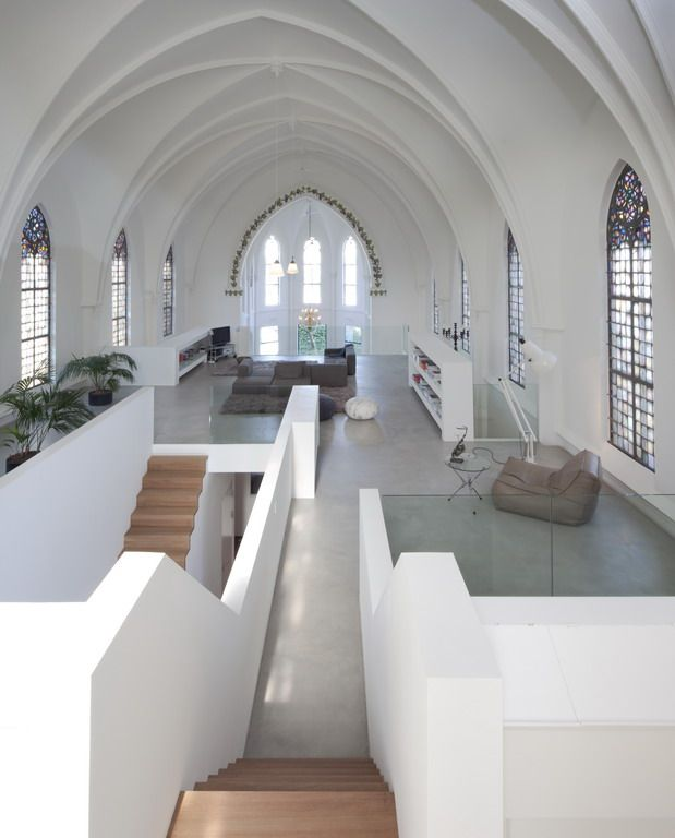 Residential Church XL by Zecc Architects | HomeDSGN