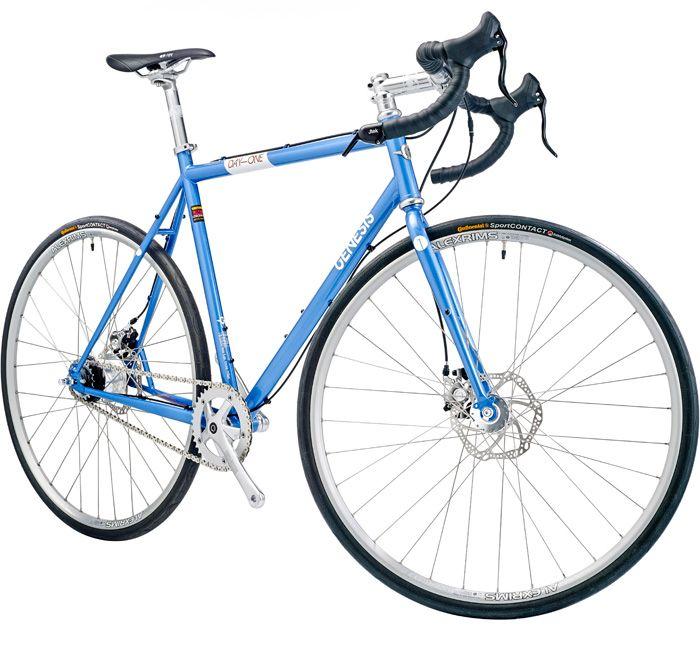 Genesis Day One Alfine 8 Sweet Fixed Bike Pinterest Bicycling