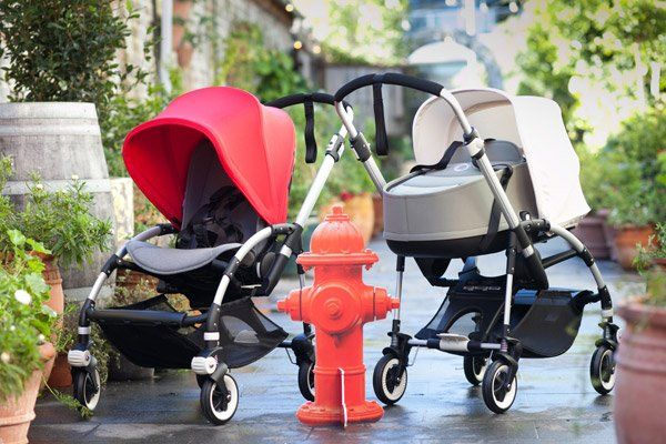 The new bugaboo bee3 now has an available bassinette, available Sept 2014
