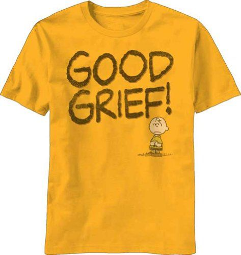 The Peanuts Charlie Brown Good Grief... $16.99