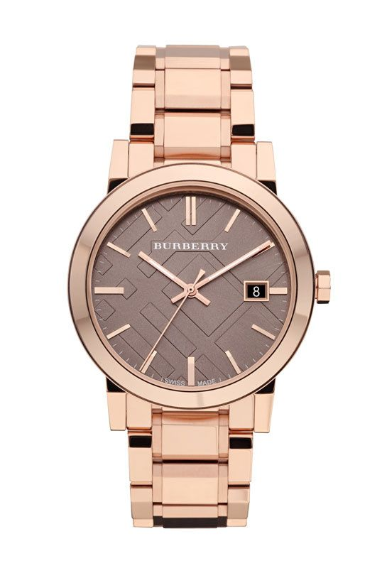 Burberry+Rose Gold=My Dream   More Fashion at    www.thedillonmall.com