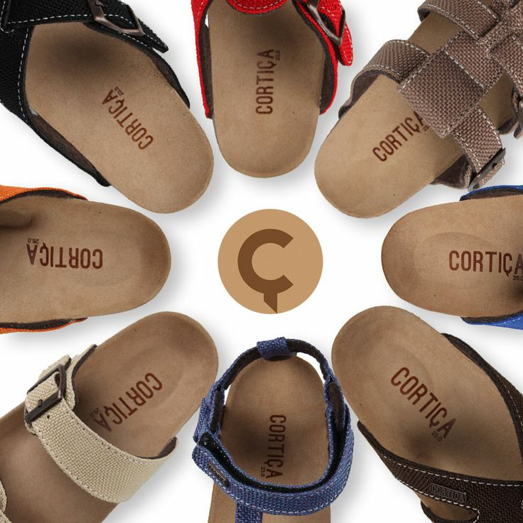 How many pairs of Cortiça Sandals do you own? #Corticalove