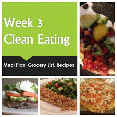 Broke & Bougie: Week 3 Clean Eating Meal Plan, Grocery List and Recipes for rosemary crusted tilapia, homemade black bean burgers and CLEAN EATING PIZZA