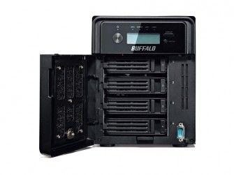 Buffalo stellt NAS-Systeme mit bis zu acht Disks für Firmen vor - itespresso.de (04.10.2013)