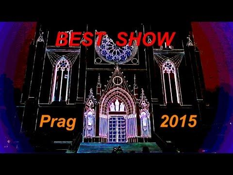 Best Light Show in Prag 2015